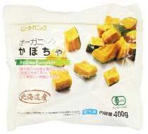 ムソー 冷凍食品 OGかぼちゃ・北海道産 400gx8個