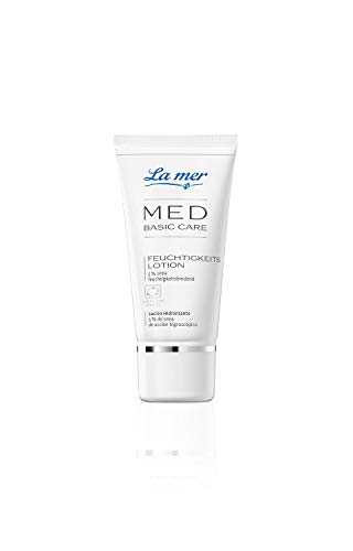 La mer MED Basic Care Feuchtigkeitslotion ohne Parfum 30 ml Reisegröße