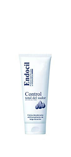 Endocil - Crema desodorante antitranspirante, 25ml