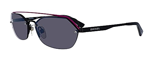 Diesel unisex gafas de sol DL0313, 02C, 59