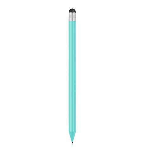 Stilo Touch Pen,Touch Screen Portatile Stilo Capacitivo Touch Pen, Ricambio Capacitivo Touch Pen Stilo Matita per Tablet Smartphone iPhone Blackberry HTC(Verde)