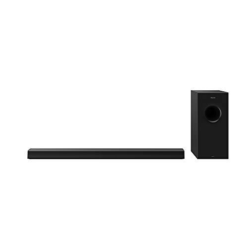 Panasonic SC-HTB600EBK Home Theatre Soundbar with Bluetooth and Dolby Atmos, Black