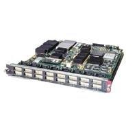 Cisco Systems Catalyst 6500 16 Port dCEF256 Gigabit Ethernet Int Switchmodul Giga 16 x GBIC Ersatzteil