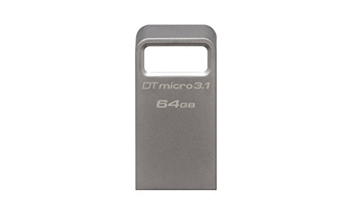 Pen Drive USB 64GB Micro 3.1 DataTraveler Kingston