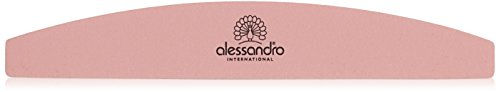 alessandro Professional Manicure Manikürefeile 100 / 180, 1er Pack (1 x 1 Stück)