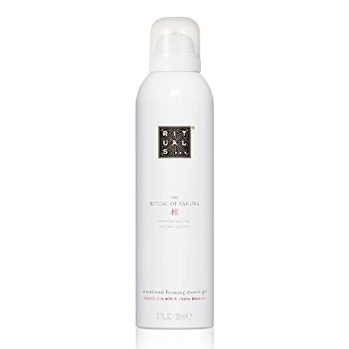 RITUALS The Ritual of Sakura Foaming Shower Gel, gel docciaschiuma, 200 ml