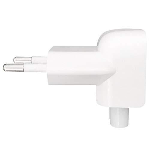 Tête de Canard électrique Amovible avec fiche européenne Euro EU pour Apple iPad iPhone Chargeur USB pour Adaptateur Secteur