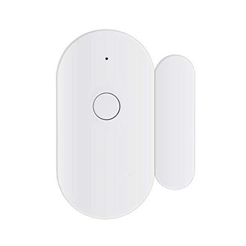 Lilon Tuya WiFi Tür Fenster Sensor Detektor Alarm Smart Life Kompatibel mit Alexa Google Home