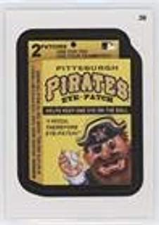 Pittsburgh Pirates Eye-Patch (Baseball Card) 2016 Topps MLB Wacky Packages - [Base] #39
