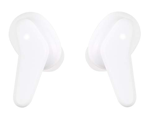 Auricular VIVANCO Bluetooth + Caja Carga Blanco