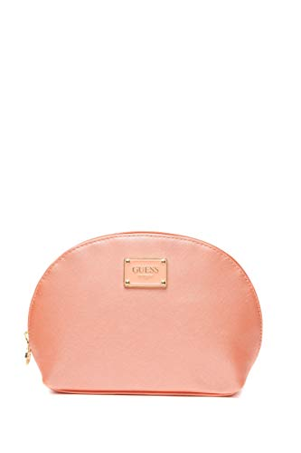 Guess Neceser Beauty Case Mujer Bahia Dome Pesca