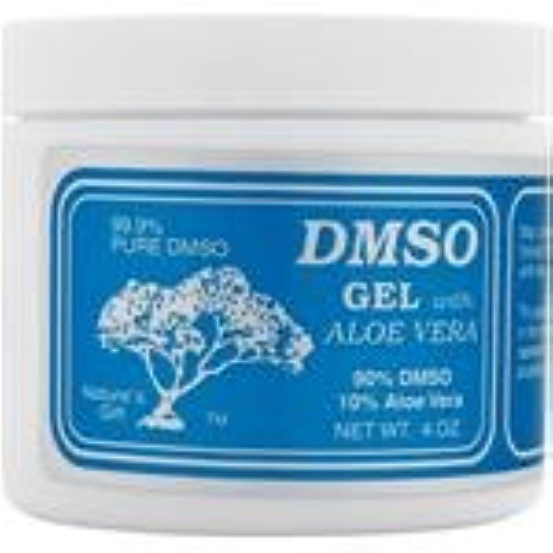 陪審側訴えるDMSO社 DMSO ゲル アロエベラ入り- 90%/10% 4oz