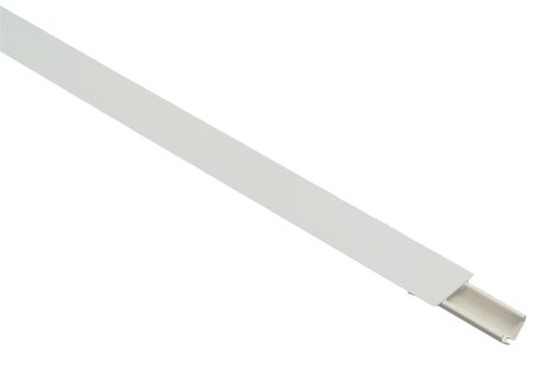 UNITEC 45620 Eckkanal, 30 x 40 mm, 2 m, weiߟ