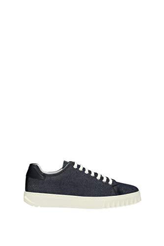 SALVATORE FERRAGAMO Sneakers Cube Herren - Stoff (CUBE160709444) 39.5 EU