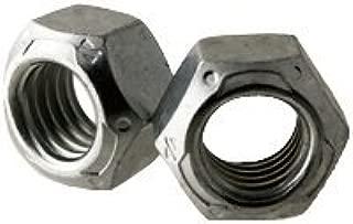 """Nylon Insert Lock Nut Zinc Grade A Hex Nuts Qty-25 9//16/""""-18 UNF"""
