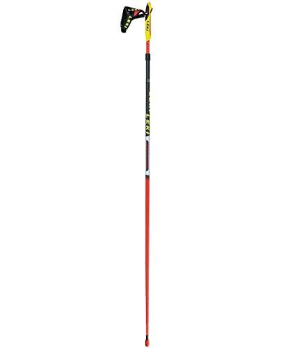 LEKI Langlaufstöcke Titanium Vario (Länge: 155-175cm stufenlos verstellbar)