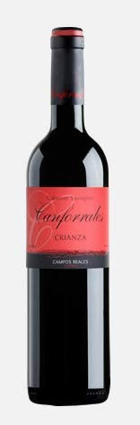 Canforrales Crianza 75 cl