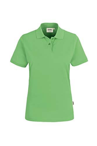 "HAKRO Damen Polo-Shirt ""Top"" 224 - apfelgrün - Größe: L"