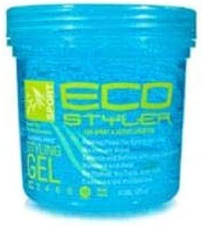 Shreeyas Free Delivery World Eco hair Styler styling gel Gel / 236ml (1 bottles) : blue