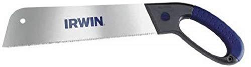 IRWIN 10505162 - Serrucho de tiro de carpintería, 12 pulgadas/300 mm, 14 TPI