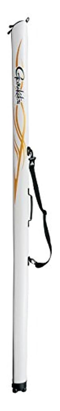 状態はげ抜粋がまかつ(Gamakatsu) ロッドケース スリムロッドケース GC-270 145 ホワイト×ゴールド