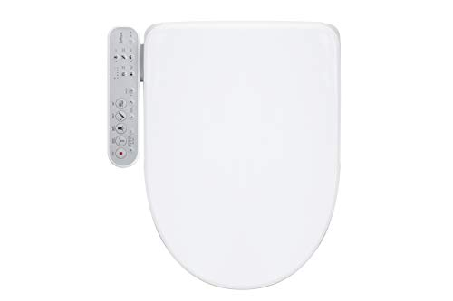 DB-110E DAELIM DOBIDOS Bidet For Toilet I Bidet Toilet Seats Elongated I Elongated Heated Toilet Seat Warmer I Toilet Bidet I Electronic Toilet Seat Bidet I Toilet Bidet Seat Warm Water I Smart Bidet
