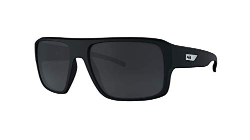 Óculos De Sol Redback Hb Adultounissex , Hb, Adultounissex, Preto Matte, UNICO