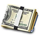 GRAND BAND Engraved Money Bands - Lux Medium (Aluminum) - The Rubber Money Band