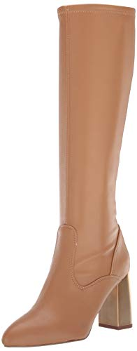 Franco Sarto Women's Katherine Knee High Boot, Cashew, 10