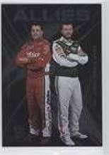 Tony Stewart; Dale Earnhardt Jr. (Trading Card) 2010 Press Pass Premium - Allies #A 2
