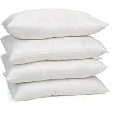 Set of Four Hypoallergenic Microfiber Pillows (King)