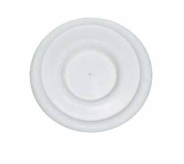 Tapón D para lavavajillas Whirlpool diámetro 52 x 45 m/m Referencia: 481246278244