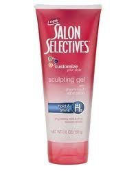 Salon Selectives Extra Hold Styling Gel, Texture Definition Hold Level 2, 8.5 Oz. by Salon Selectives