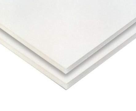 Plancha de Foam (interior del cartón pluma) 100x70 cm diferentes grosores (unidad) (5 mm)