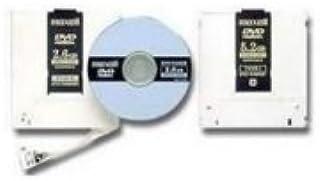 1PK DVD-RAM MEDIA 2.6 SINGLE SIDED REWRITABLE