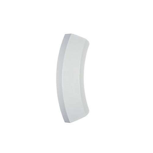 Europart 10030163 - Manilla para puerta o ventana, apta para secadora Bosch Siemens 00644221 644221 y Constructa, Neff Balay