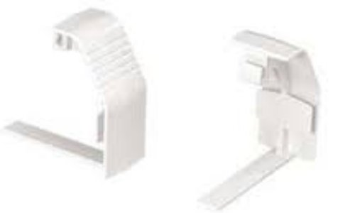 Panduit Store TG70BCIW-X Base Coupler Fitting 600 Ranking TOP16 Voltage Off White