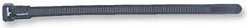 REL250-NAT(100 PACK)-Kabelbinder, lösbar, Nylon 6.6 (Polyamid 6.6), Natur, 250 mm, 7.6 mm, 68 mm, 200 N