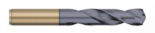 ALTIN Coated 2-5//8 Overall Length Size F 1-7//16 Flute Length 135 Degree Angle Split Point Titan CD60406 M42 Heavy Duty Cobalt Drill
