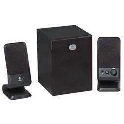Logitech R-20 2.1 Speakers conjunto de altavoces 2.1 canales 12 W Negro - Set de altavoces (2.1 canales, 12 W, Negro, 3 W, 6 W)
