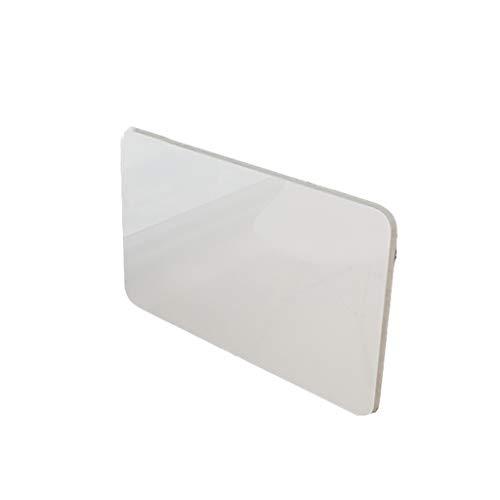 CHGDFQ - Tavolo da pranzo pieghevole da parete, scrivania per computer portatile, tavolino da tavolo (dimensioni: 100 cm x 50 cm)