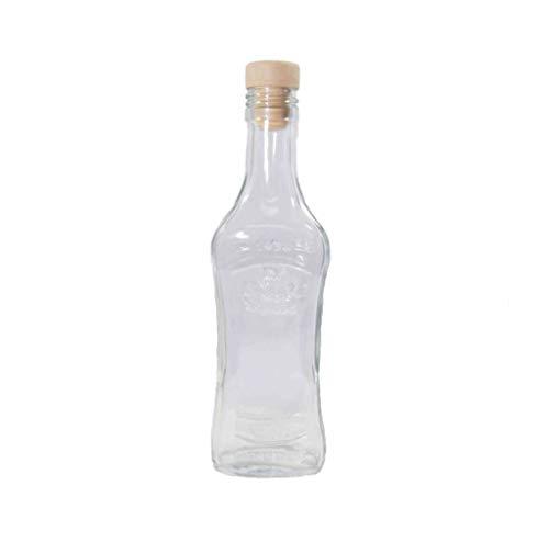 AMBROSIO VETRI SOC. COP. Botella de cristal Grecia CC.200 con tapón