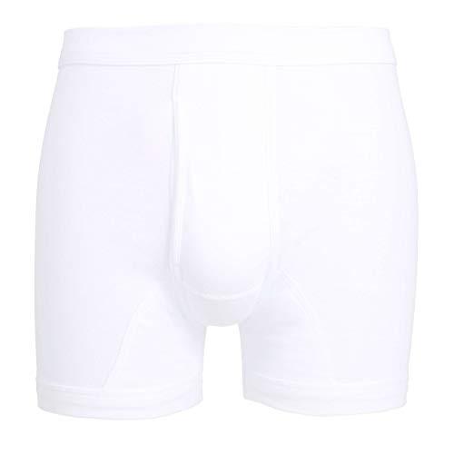 Ceceba Betz sous-vêtements Slip Court Cityline Blanc, Tailles 5-9 Size 5