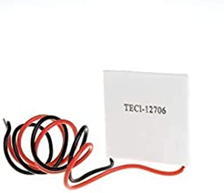 UNIQUE INDIA SALES Peltier TEC1-12706 Thermoelectric Cooler/Cooling/Refridgeration Semiconductor for Arduino ARM Raspberry...