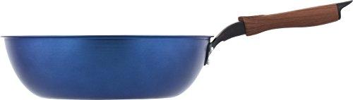 和平フレイズ フライパン 野菜炒め 中華料理 炒め鍋 ハードマイティ 28cm IH対応 内面5層スーパーハードコート 外面3層クリーンコート HR-8318