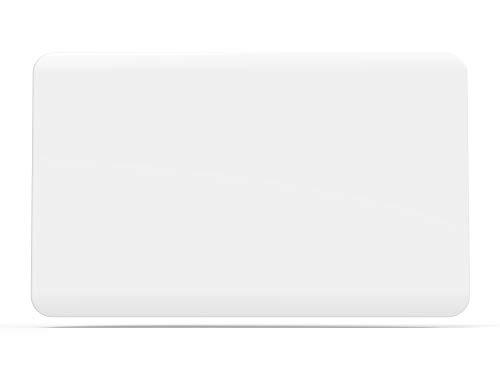 Radiador de inercia digital con placa ceramica interna con control WIFI, display LCD con programador semanal, varias potencias serie CERAMIC A de PURLINE (1500 W)