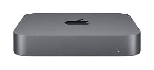 Apple Mac mini (3.0GHz 6-core Intel Core i5 processor, 256GB) - Space Gray (Renewed)