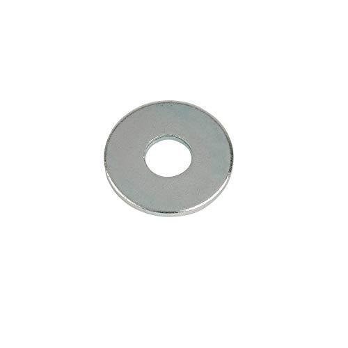 M8 U-Scheibe 25 Stück Unterlegscheiben Stahl verzinkt DIN 9021 Ø8,4
