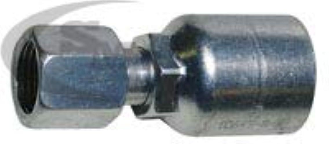 Female Jic 37° Swivel 3/8 Hose X 5/16 Pipe 10643-5-6 1064356