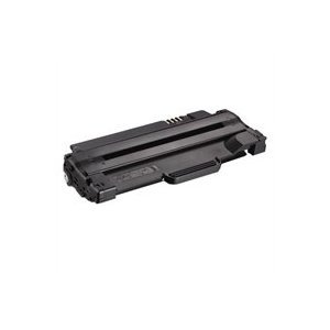 LD Compatible Toner Cartridge Replacement for Dell 330-9523 7H53W High Yield (Black, 2-Pack)